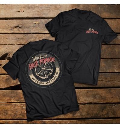 Camiseta Hair Pomade - Negra