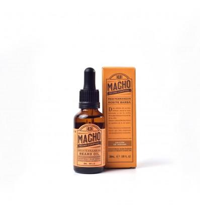 Aceite para barba Mediterranean