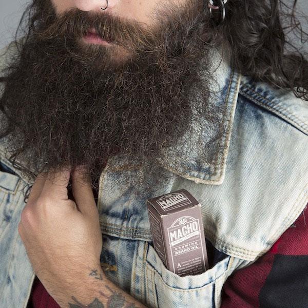 Aceite para Barba Crecimiento 1977 LUMBERJACK GROWING