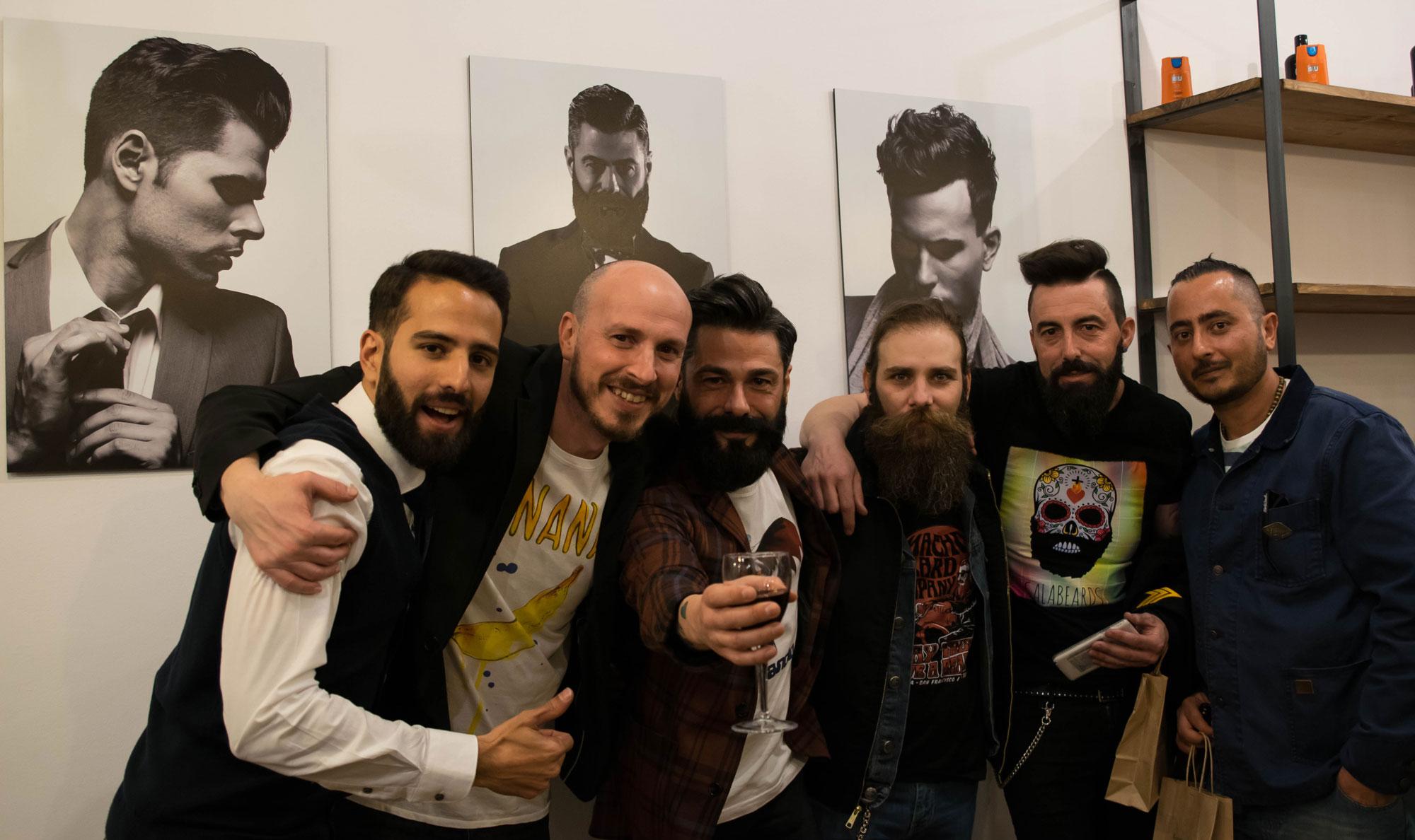 Inauguraci n de la barber a del norte en bilbao - La barberia de vigo ...