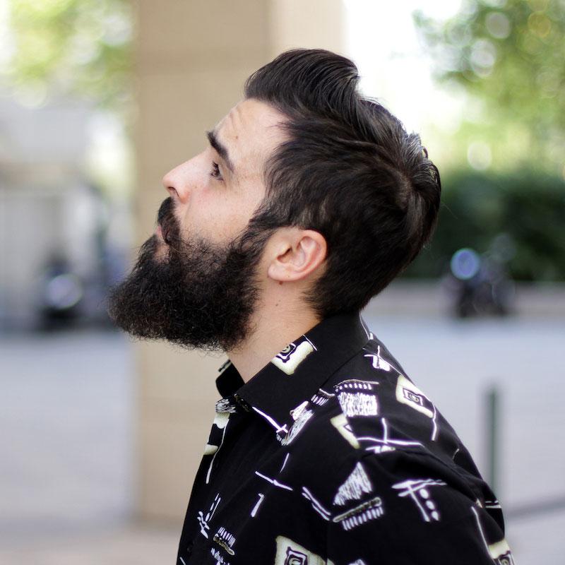 ¿Aceite o bálsamo para barba?