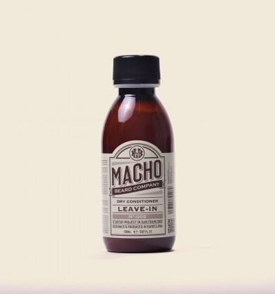 Acondicionador para barba en seco Macho Beard Company