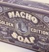 Jabón para Barba Natural THE MACHO SOAP