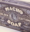 Natural Beard Soap THE MACHO SOAP