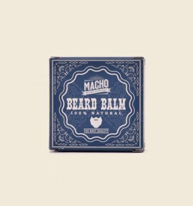 Natural Beard Balm