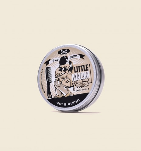 Little Macho Pomade Soft - Hair Pomade