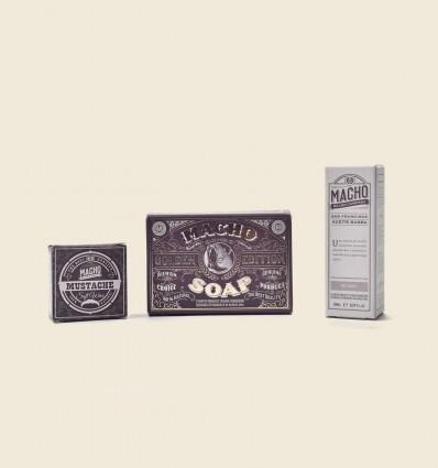 Short Beard Essentials - Pieles Secas