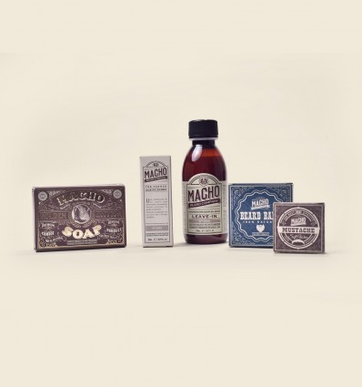Short Beard Essentials - Pieles Sensibles