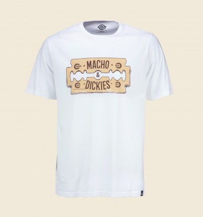 Camiseta Macho Dickies Brownsville Black