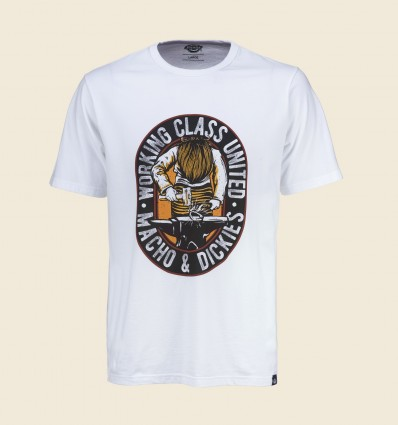 Camiseta Macho Dickies Old Ocean