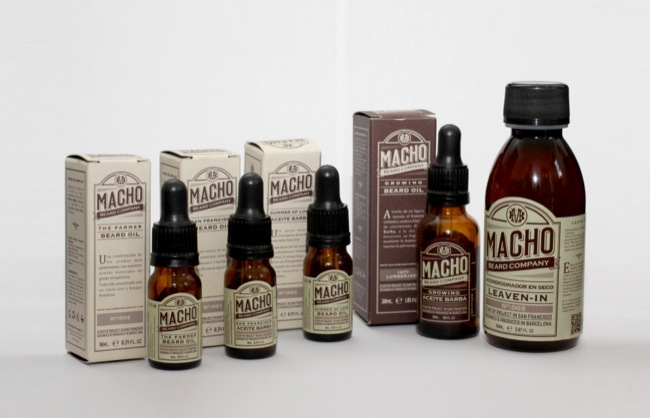 Productos Macho Beard Company