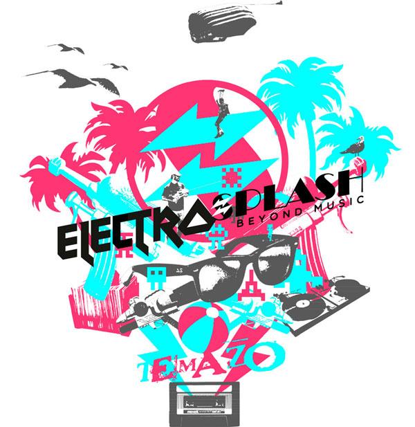 bailamos a ritmo de Electro Splash
