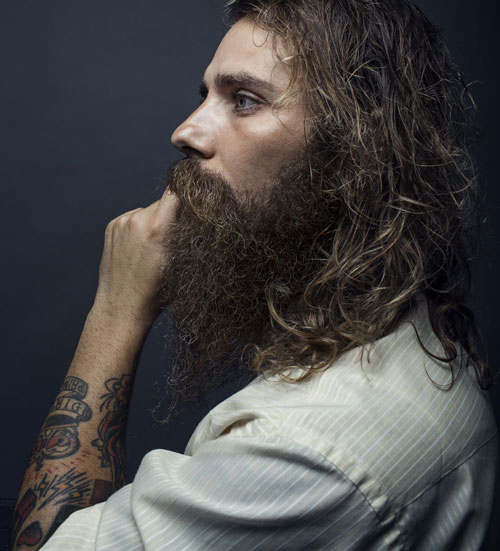 John MachoBeardCompany Báslamo Natural para Barba