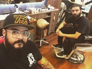 Macho Beard en el Salón Look Ifema