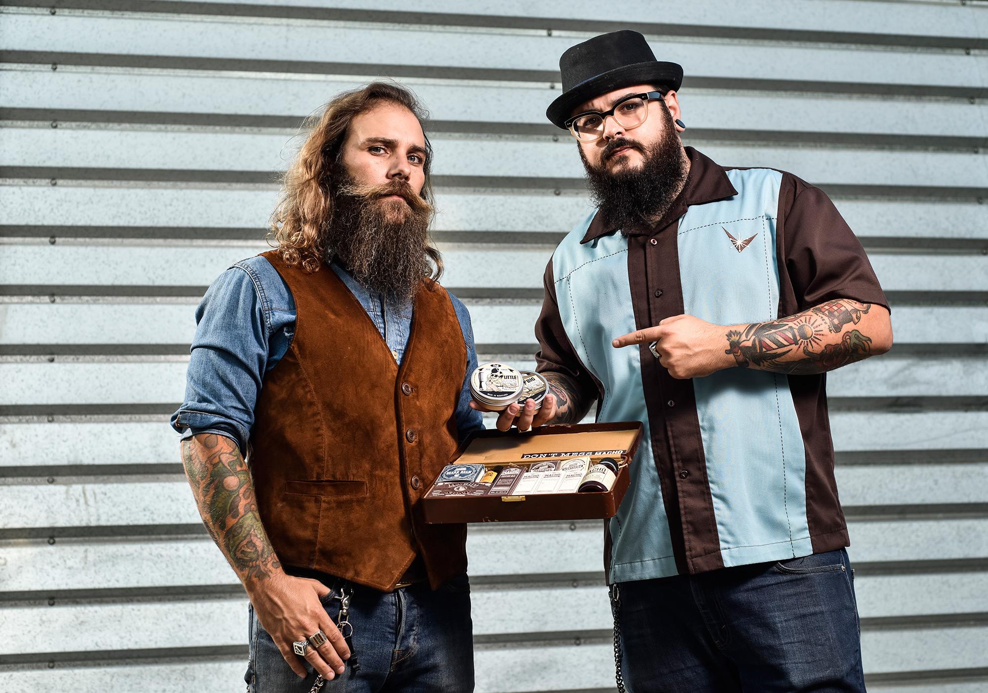 Macho Beard Company en Marca