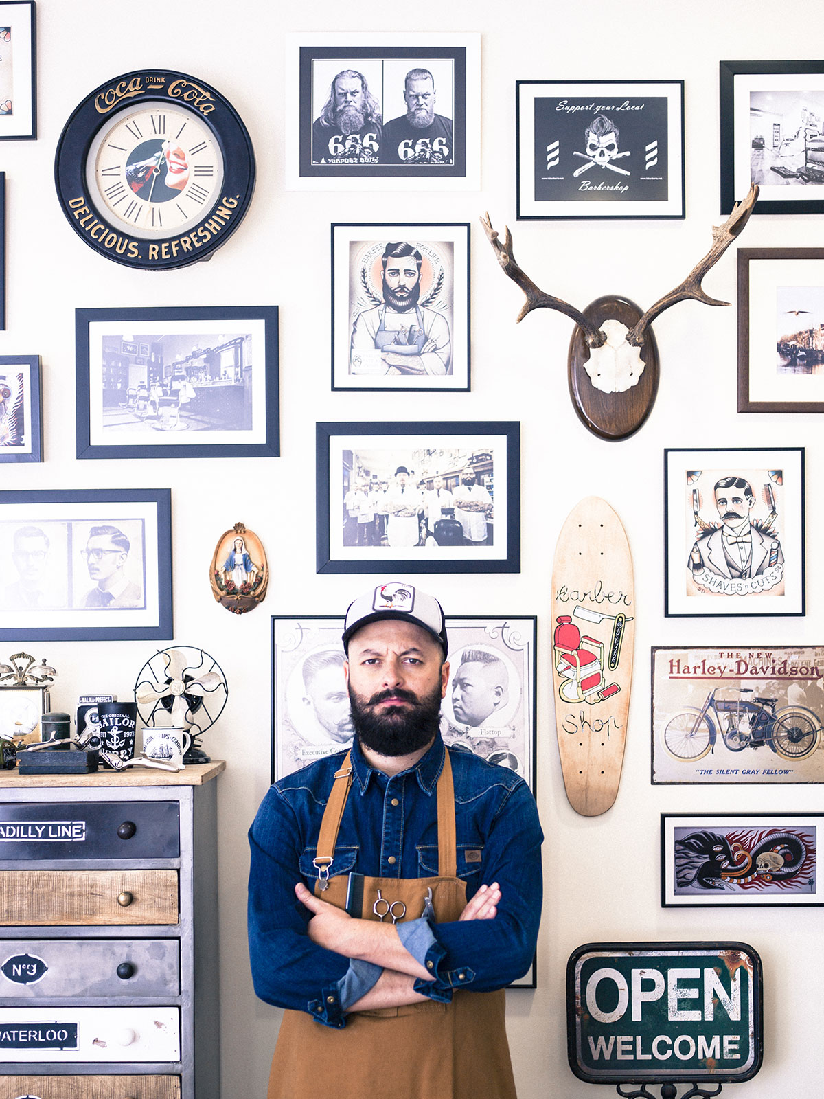 Basilio Barber Shop