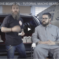 Summer of Love el aceite para Barba más sensual Macho Beard Company