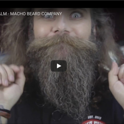 TUTORIAL MACHO BEARD BALM